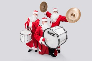 Оркестр Дед Морозов и Санта Клаусов