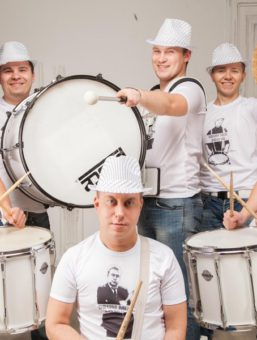Барабанное шоу