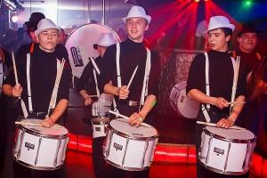 Заказать группу барабанщиков